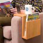 Saturday Morning Workshop: How To Build A Sofa Arm Tray Table