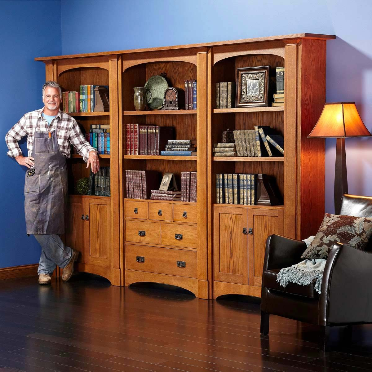 Furniture With Hidden Compartments
