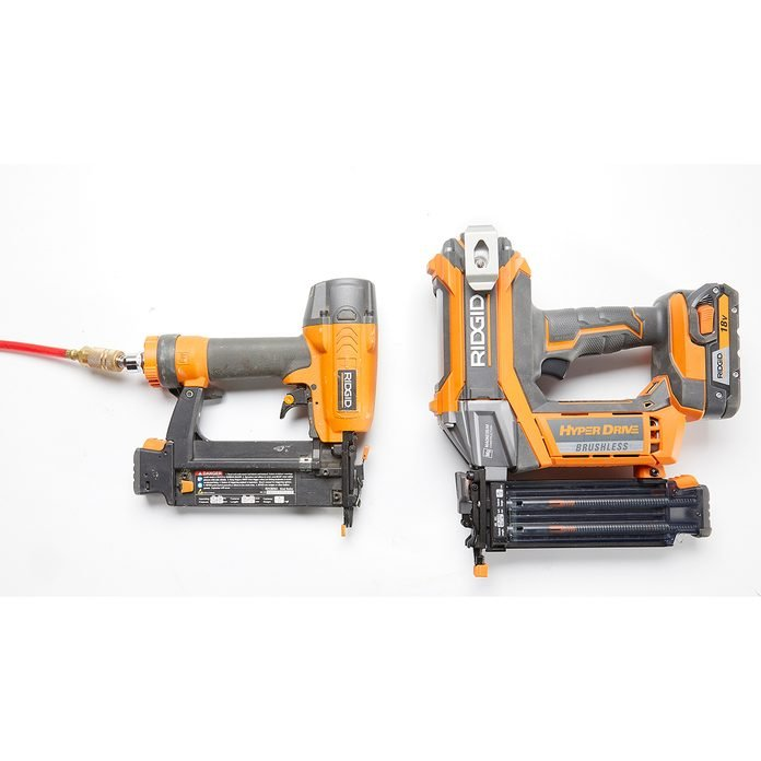 Battery powered nailers versus pneumatic nailers | Construction Pro Tips