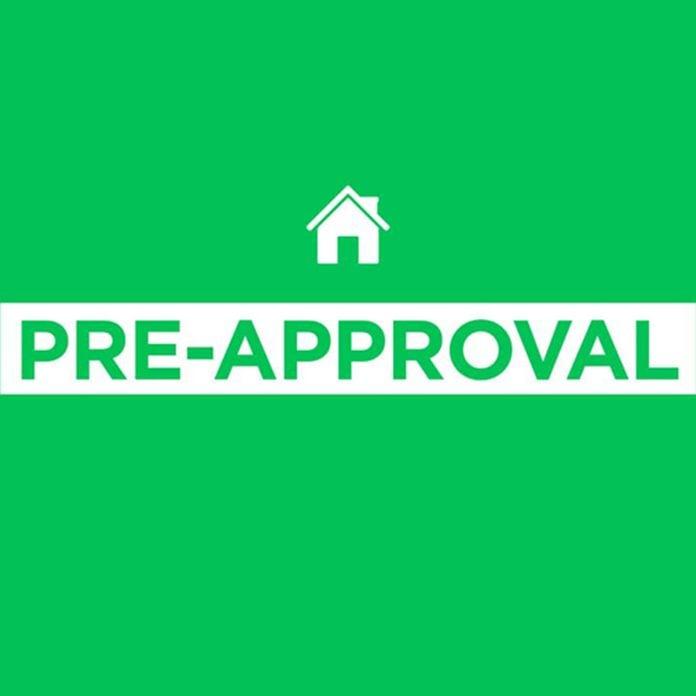 pre-approval