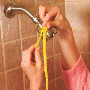 Shower Drip Eliminator