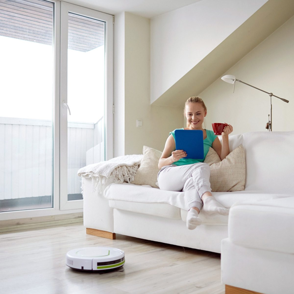 Robot Vacuums Do They Really Work The Family Handyman