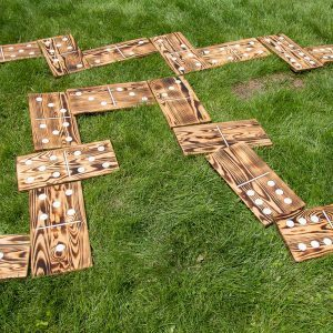 12 DIY Backyard Games and Sport Courts