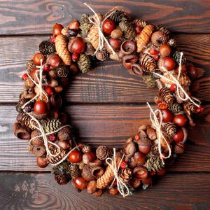 Front Door Wreaths for Every Season