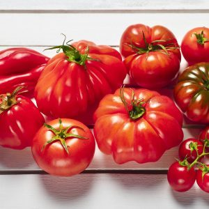 What's the Difference Between These Tomato Types?