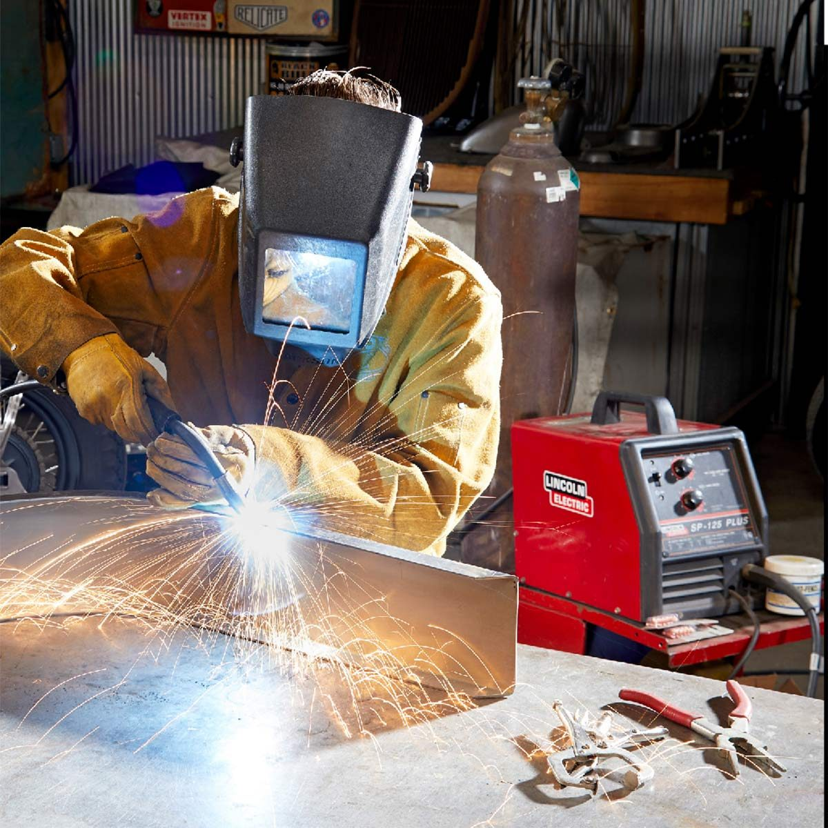 Heres What You Need To Know About Mig Welding Pros Cons Cost And Wiring Garage For Welder