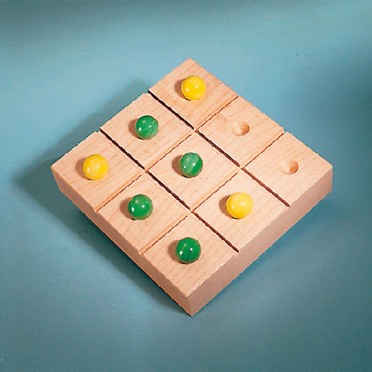 tic-tac-toe board