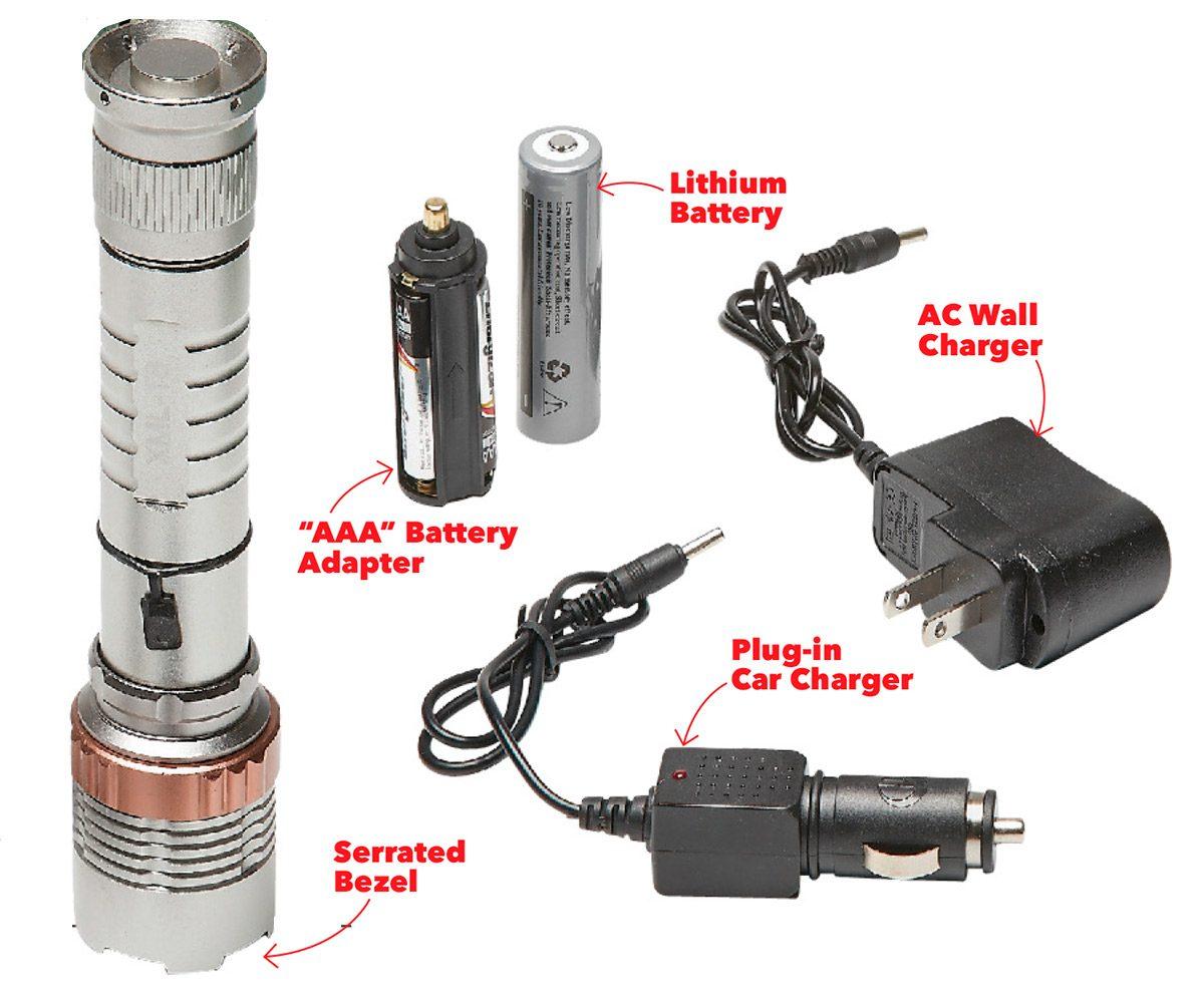 this isn't an ordinary led flashlight | the family handyman