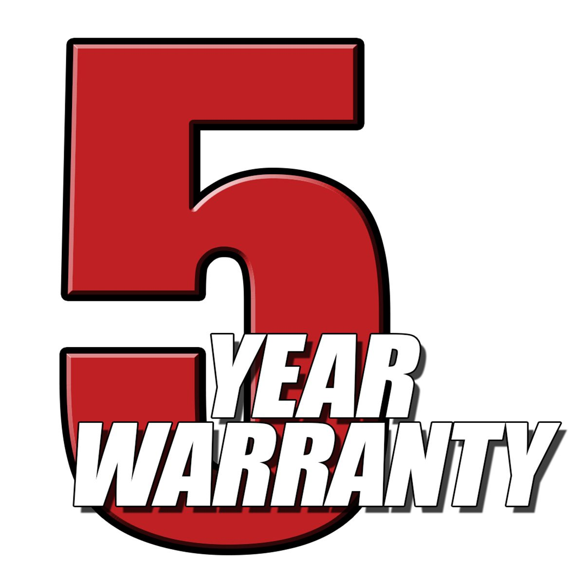 5 Year Warranty | Construction Pro Tips