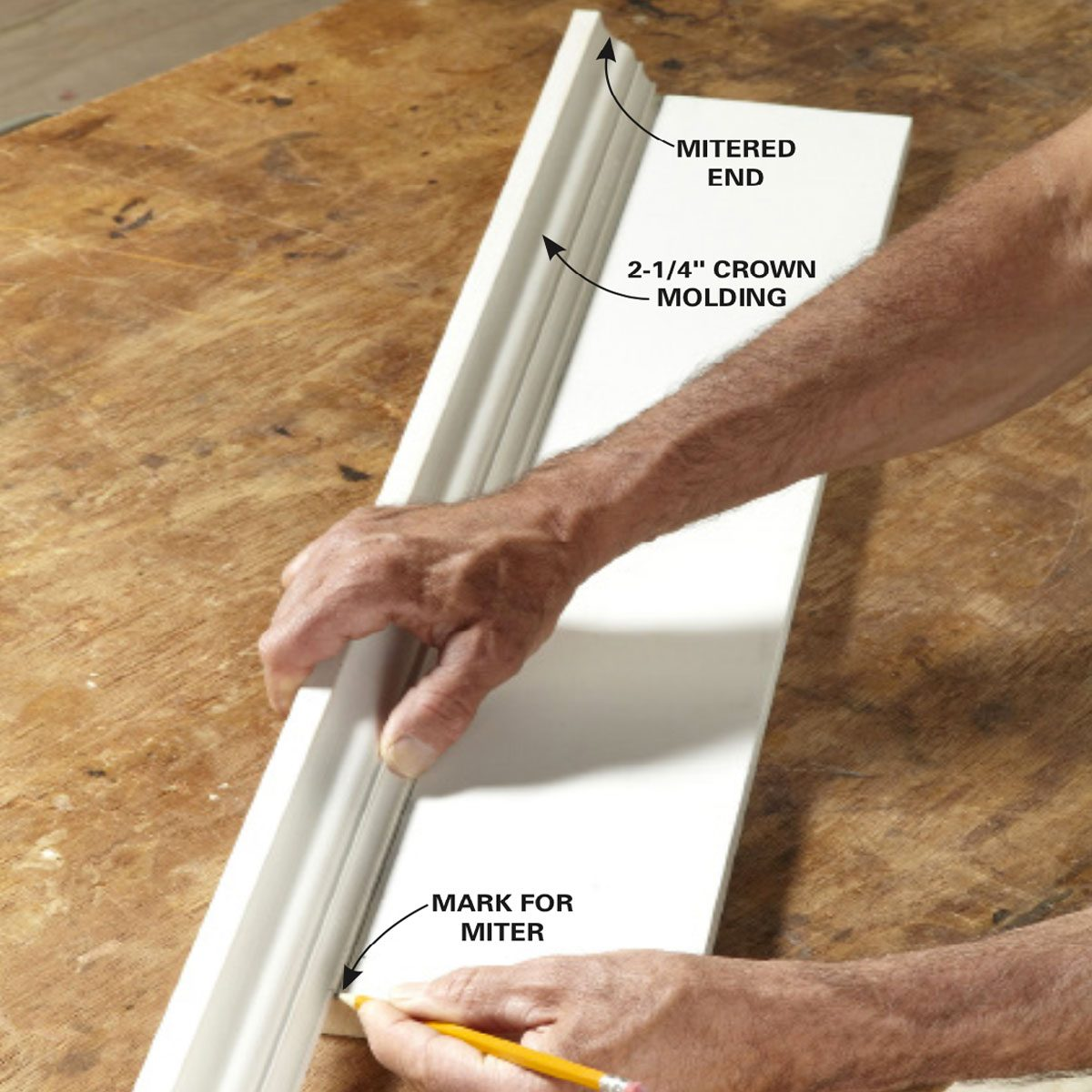 Simple Window Trim and Door Trim Guide | Family Handyman