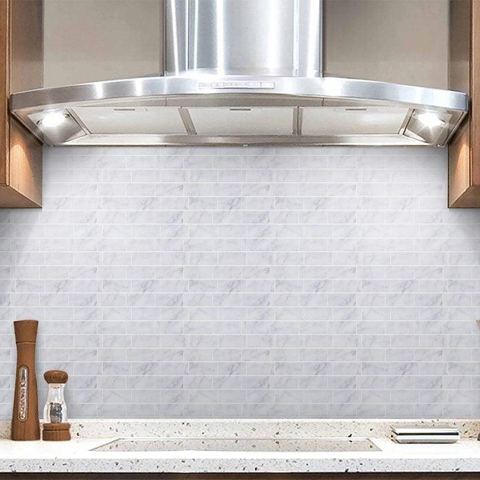 Vamos Tile Premium Peel and Stick Tile Backsplash (6 Sheets)