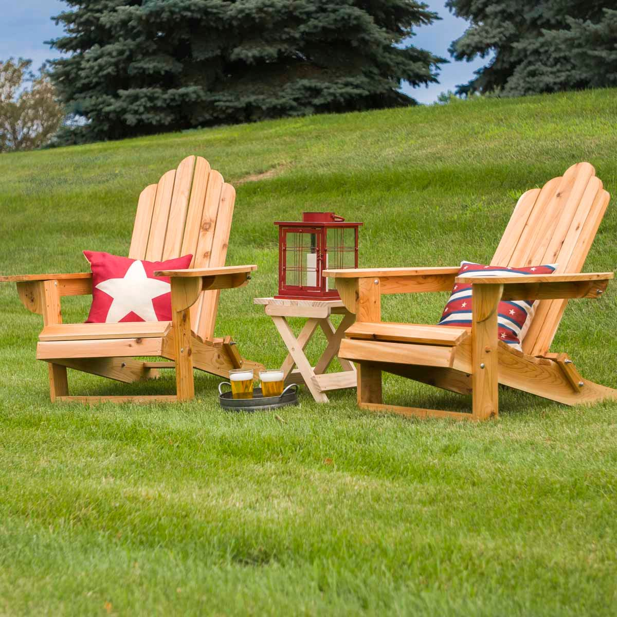 Folding Adirondack Featured