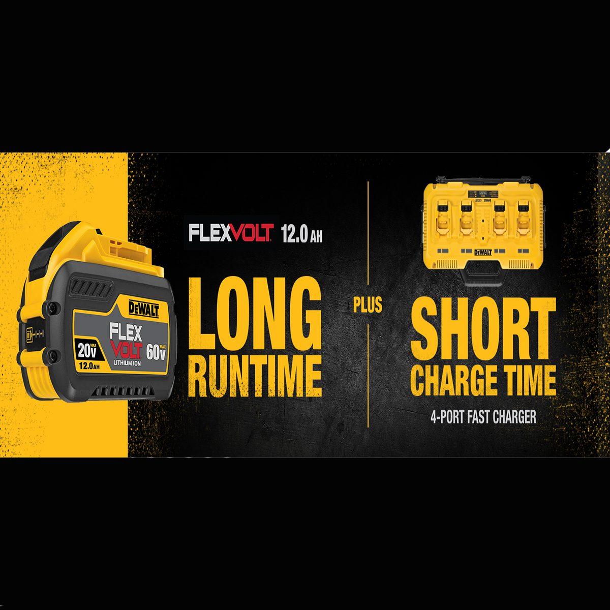 Dewalt Flexvolt Battery Platform | Construction Pro Tips
