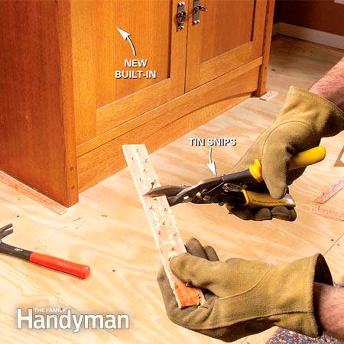 How To Restretch A Carpet The Family Handyman