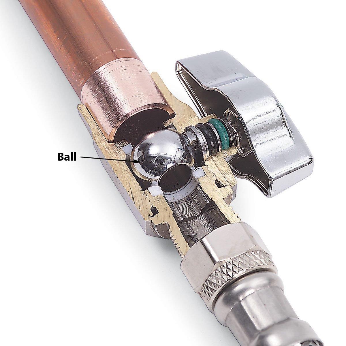 inside ball valve