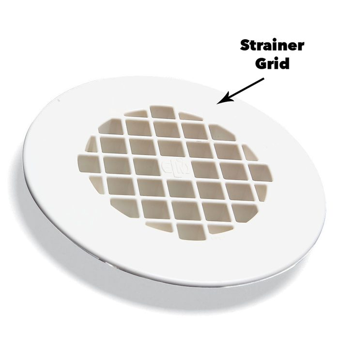 strainer grid
