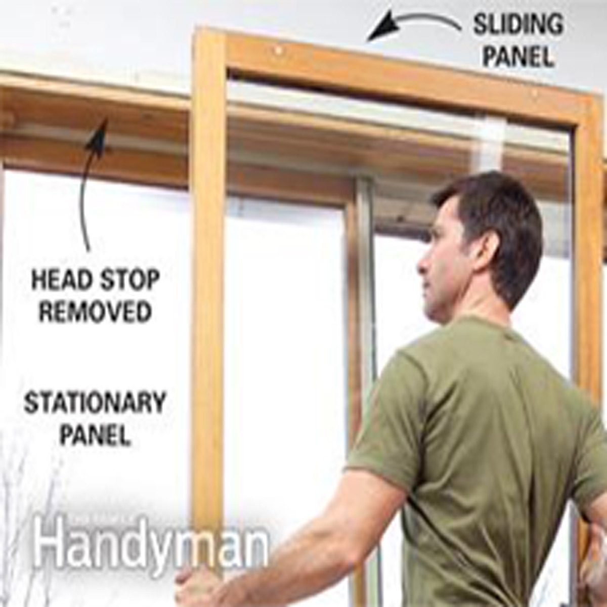 Troubleshooting A Sticky Sliding Patio Door Family Handman The