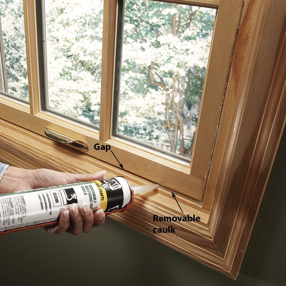 The 3 Best Tips for How to Seal Windows for Winter | Family Handyman