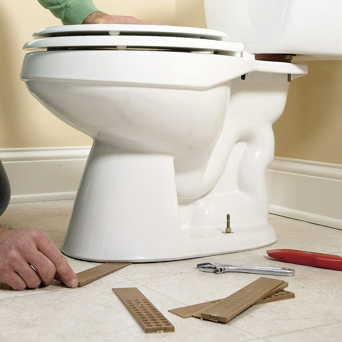 Why You Shouldn T Ignore A Rocking Toilet How To Fix A