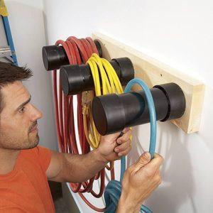 cord and hose hooks