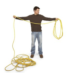This Tip Will Ensure You Never Reach for a Tangled Extension Cord Again!