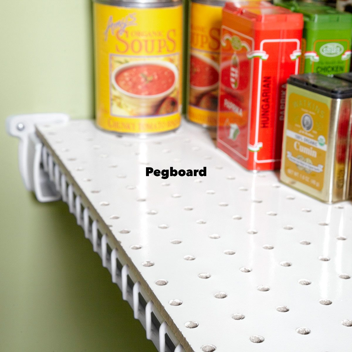 Closetmaid Wire Shelving Parts | How To Install Wire Shelving The Family Handyman