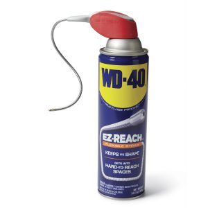 Just When You Think WD-40 Can't Get Any More Useful