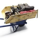 Haul More With This Wheelbarrow Topper