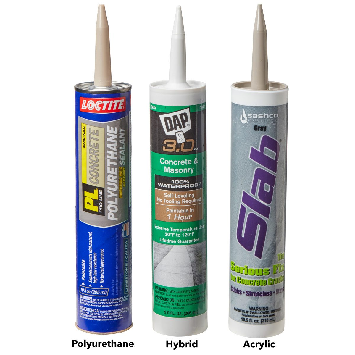 polyurethane hybrid acrylic latex caulk