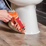 Why You Should Caulk Your Toilet to The Floor