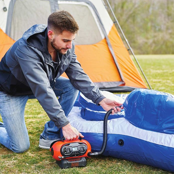 multi-purpose inflator black & decker