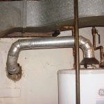 A Water Heater Vent Installed Like This Can Have Lethal Consequences