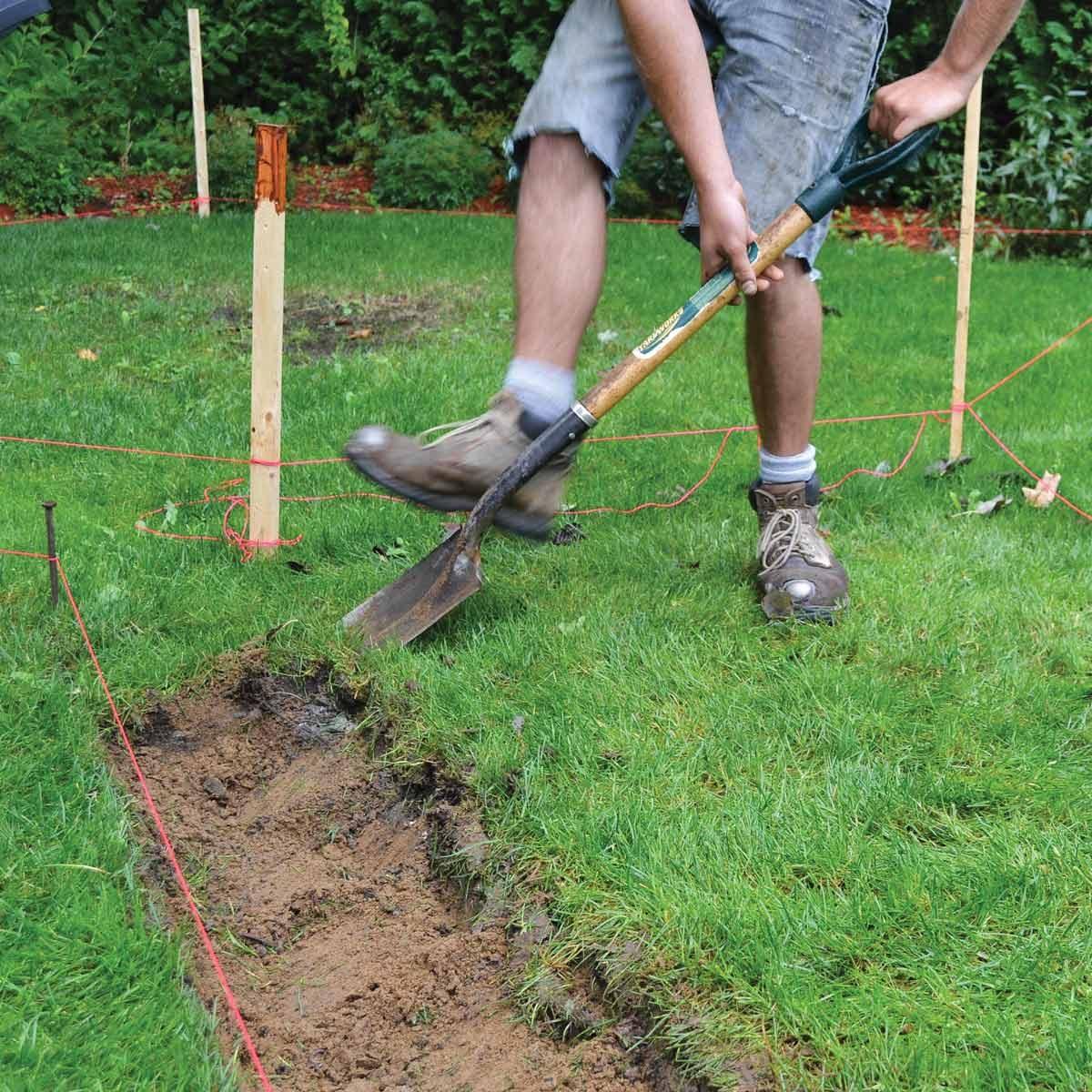 digging equipment