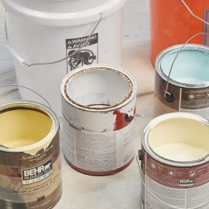How to Use Every Last Drop of Leftover Paint