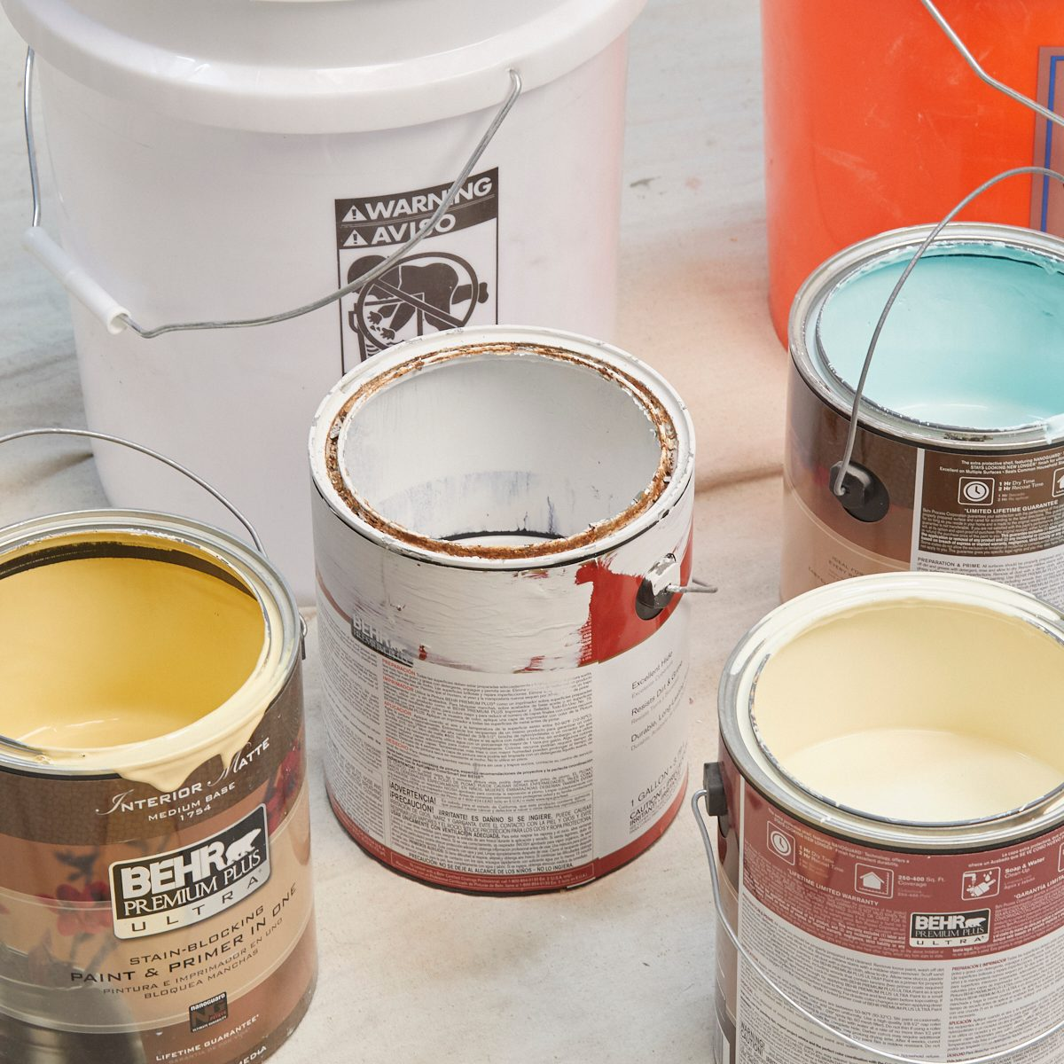 Paint Mixing 1