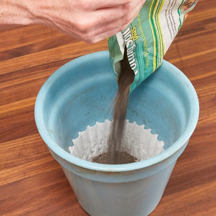 Coffee Filter Dirt Stopper 2
