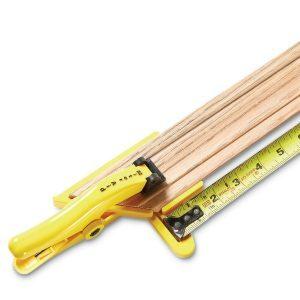 The Brilliant Miter Aid Measuring Clamp