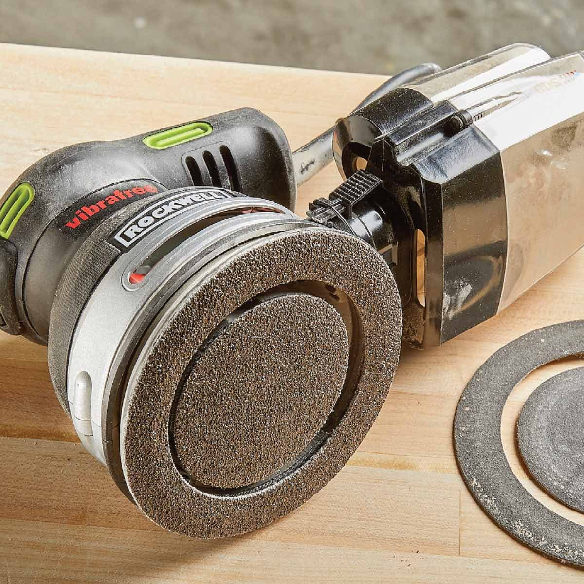 Rockwell Vibrafree Sander Featured