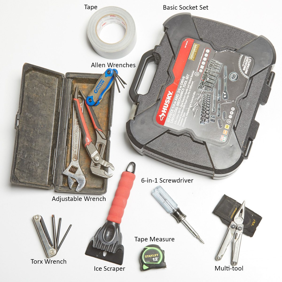 Basic and Essential Tool Kit | Construction Pro Tips