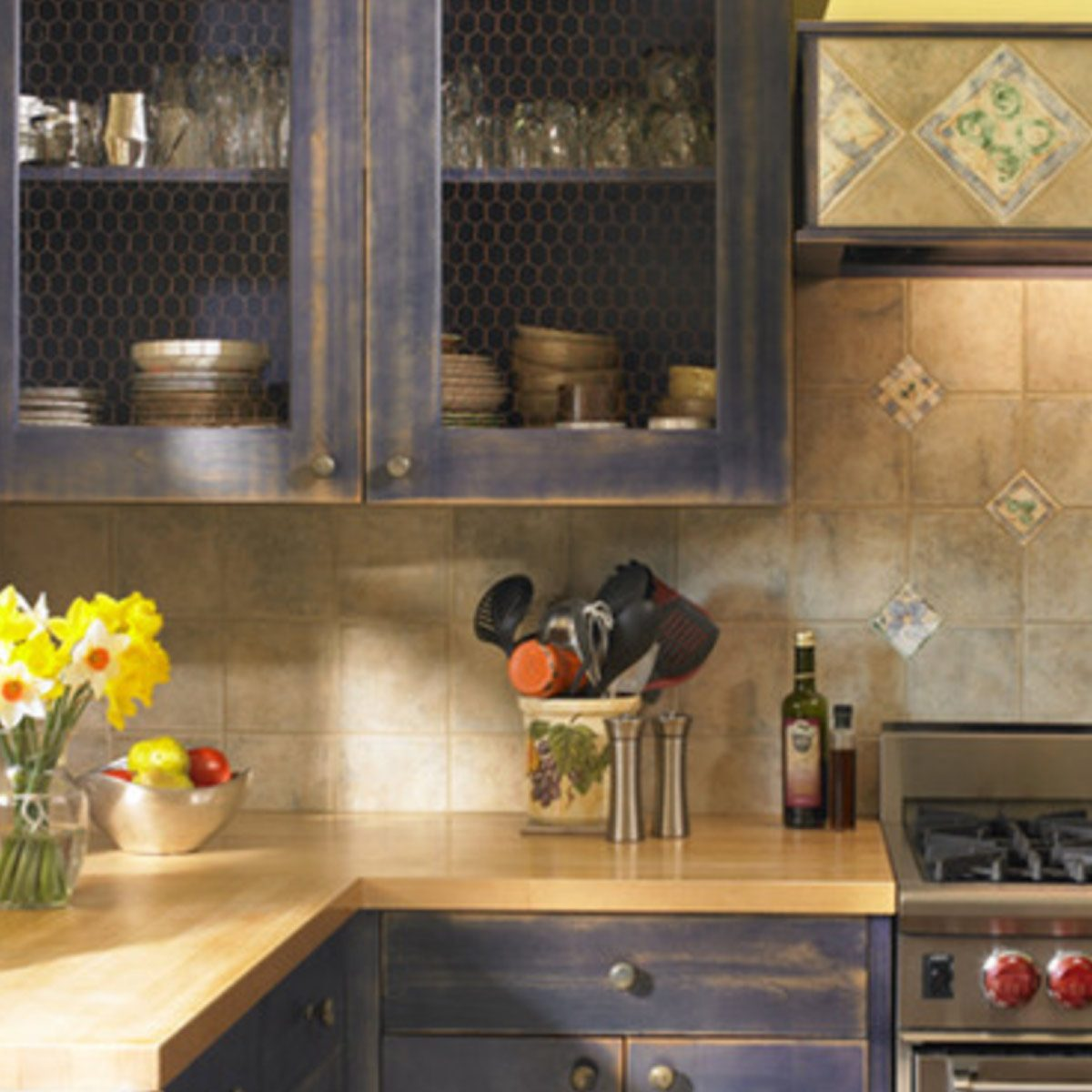 10 Diffe But Cool Ideas For Kitchen Cabinet Doors