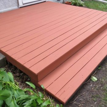 NuDeck by UGL: Wooden Deck Application