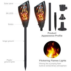 12 Solar Landscape Lights You Haven't Seen Before