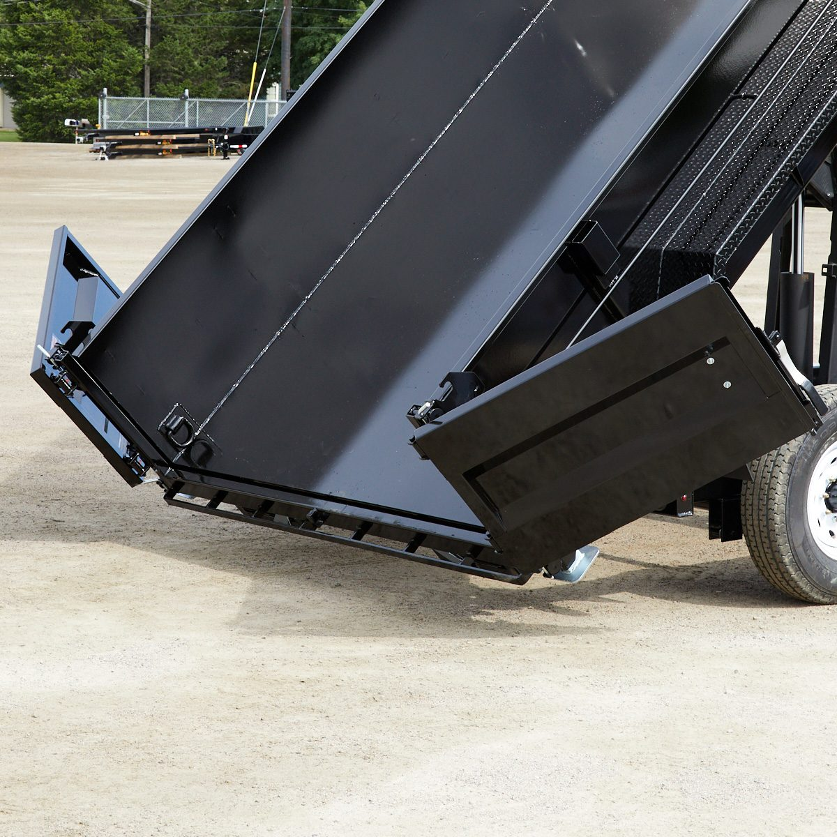 Barn door rear gates | Construction Pro Tips
