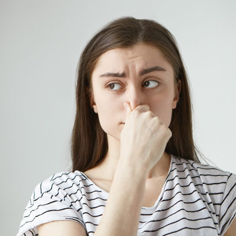 how to get rid of odor in house