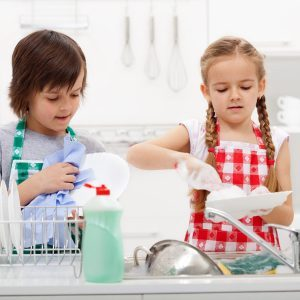 12 Painless Ways to Get Kids to Do Chores