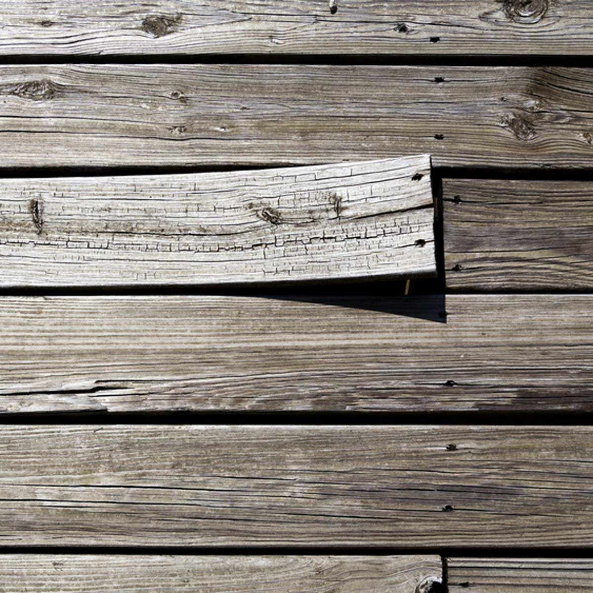 what causes wood to warp? | family handyman