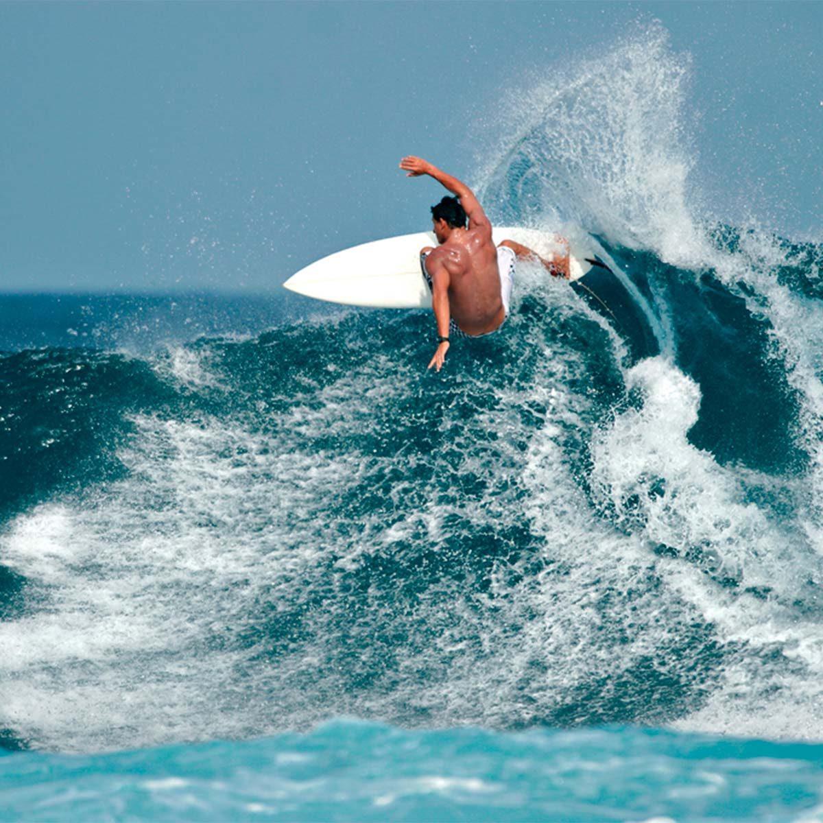 surfing guy