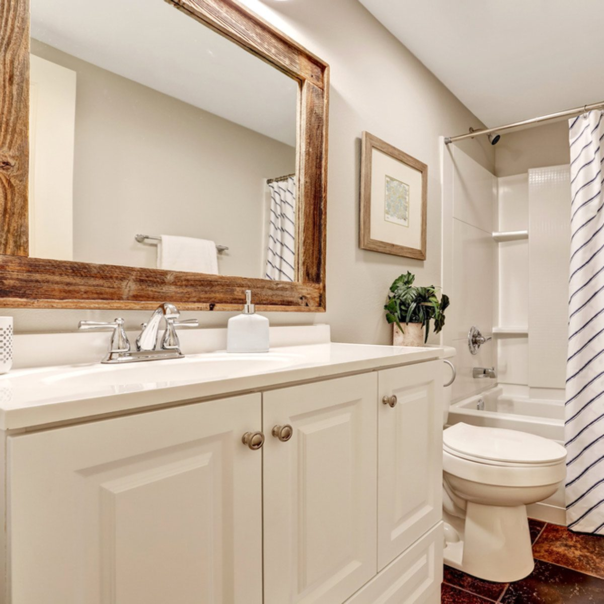 10 Ways to Save Money During Your Bathroom Renovation | The Family ...