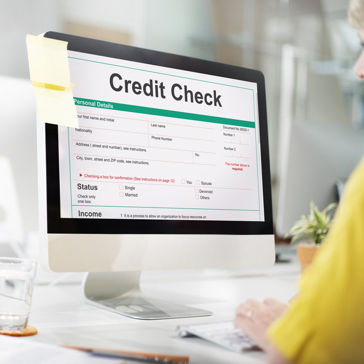 Credit Report Fee