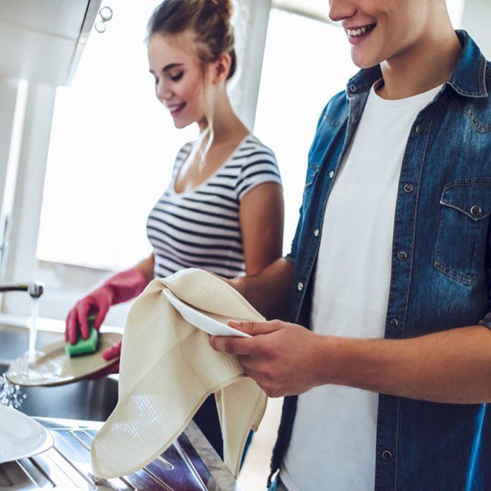 7 Dishwashing Mistakes You're Making